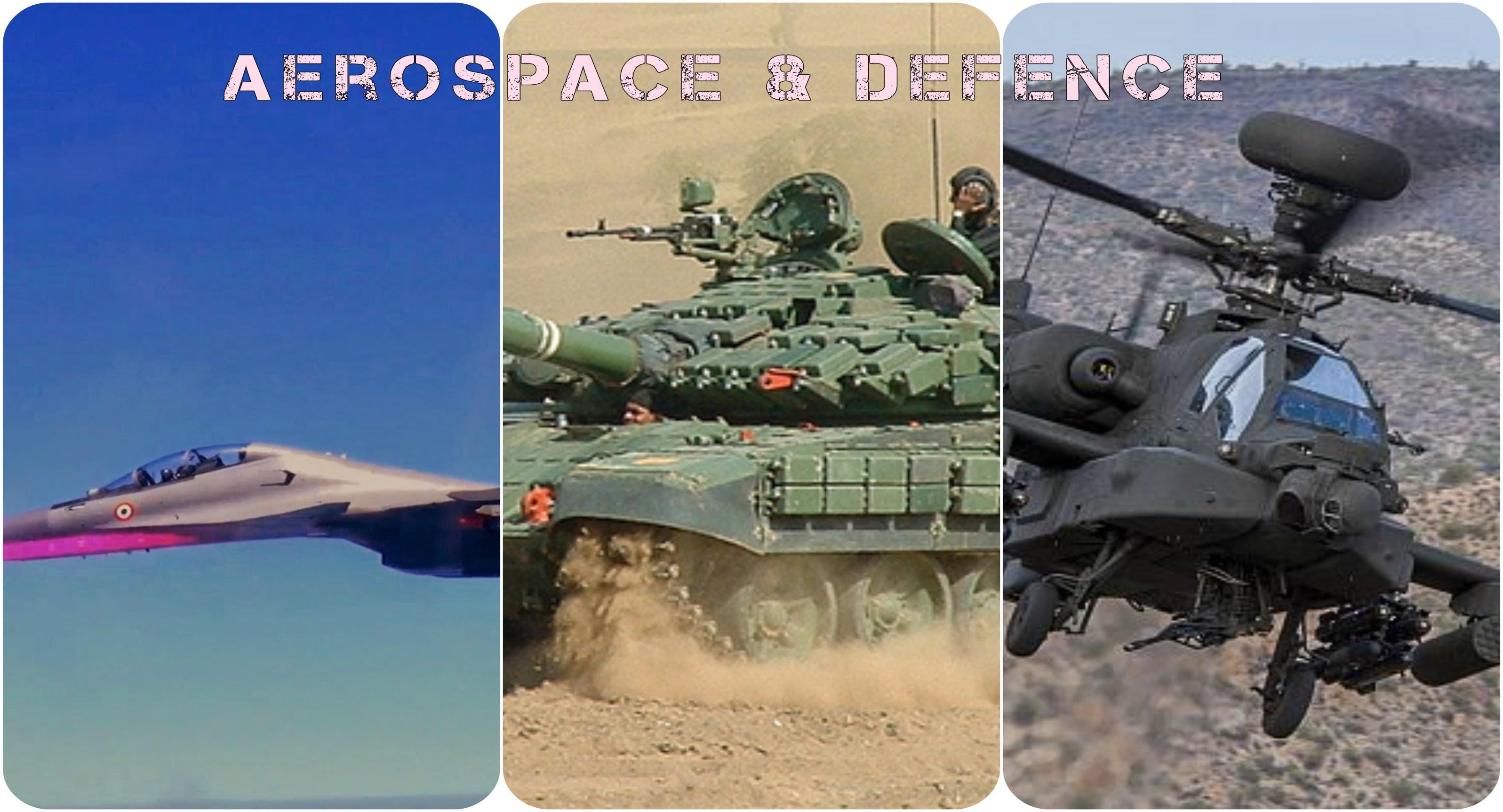 Aerospace & Defence – Aakash Law